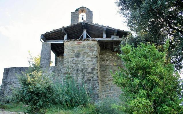 Sant Salvador de Puig-alder hermitage