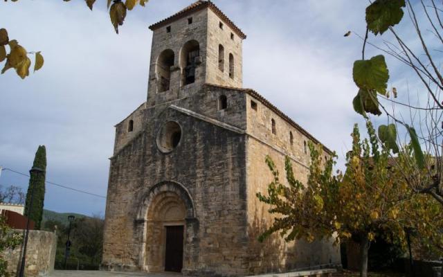Iglesia de Sant Vicenç de Maià de Montcal