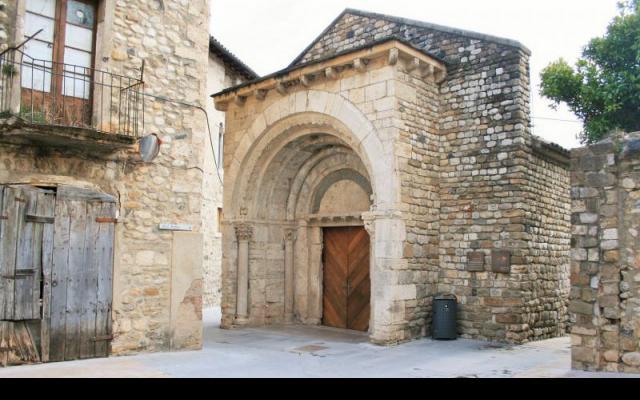 Sant Julià church - old hospital
