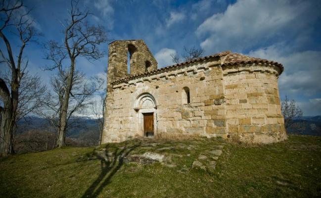 Sant Miquel del Mont church
