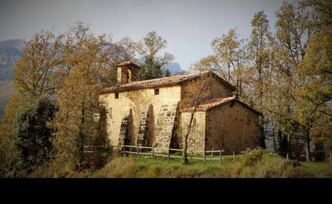 Capella de Sant Simplici o Ximplí