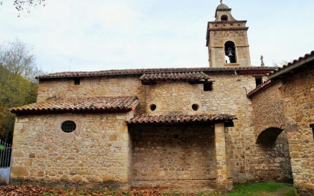 Sant Andreu de la Barroca church