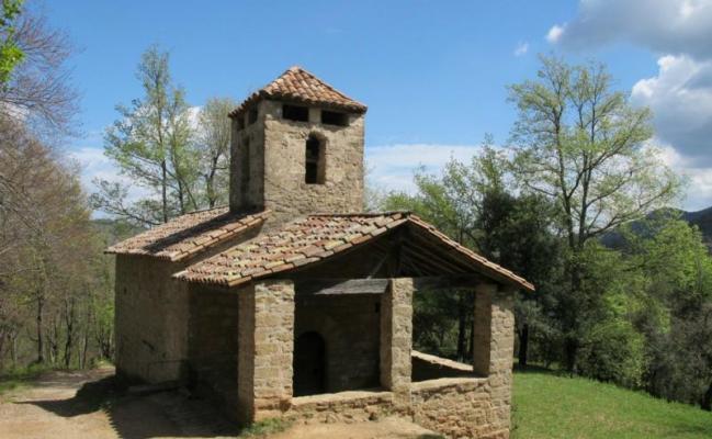 Sant Miquel del Corb church