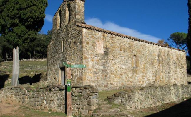 Santa Margarida de Llongarriu church