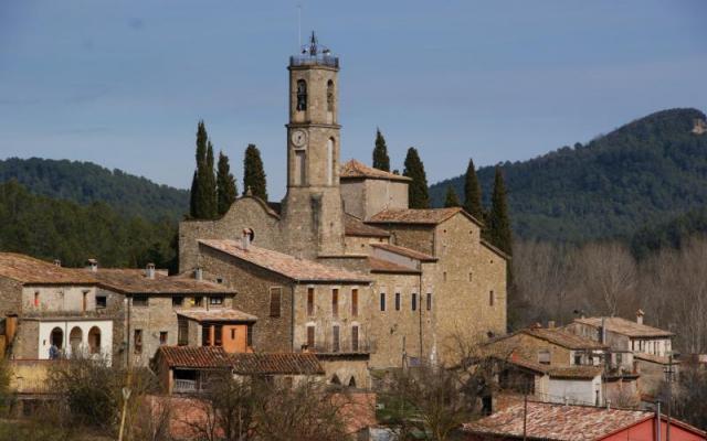 Església de Sant Pere de Mieres