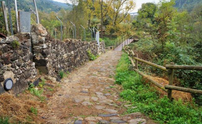 Rossolada path – Toronell vegetable gardens