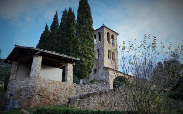 Sant Martí de Capsec church
