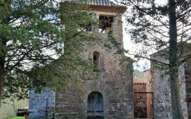 Sant Martí de Solamal church