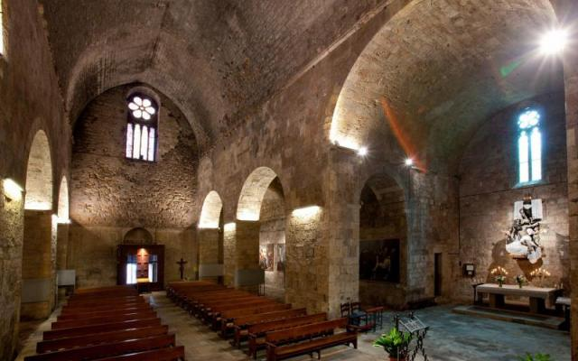 Sant Vicenç church