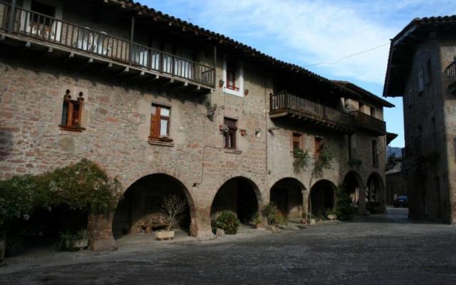 Main square - Firal dels Bous